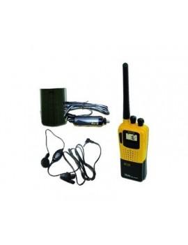 PACK RT311 - VHF RT311 + 1 Alimentation 12V + 1 Micro-oreillette