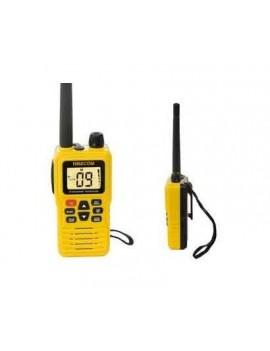 RT300 - VHF Portable 3W - Livrée avec Antenne, Dragonne & Clip de Ceinture