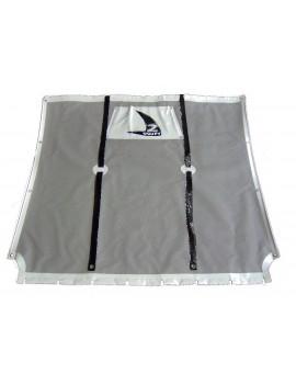 Trampoline mesh Twincat 13 gris