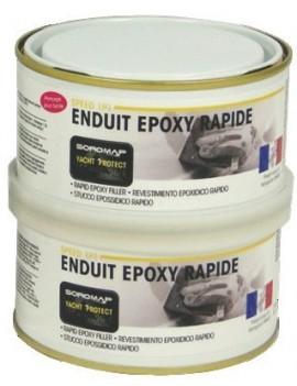 Mastic Epoxy + catalyseur 1/1 400g