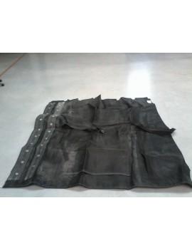Trampoline Mystère Cobra F18 - Noir