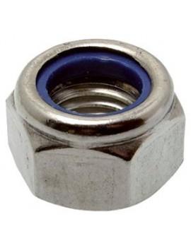 Ecrou frein - Inox A4