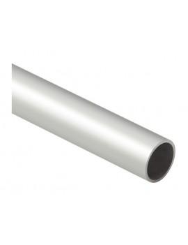 Tube Aluminium Ø50x2 anodisé incolore - ml